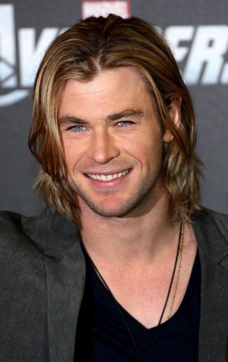 Chris Hemsworth Hair Styles 2016