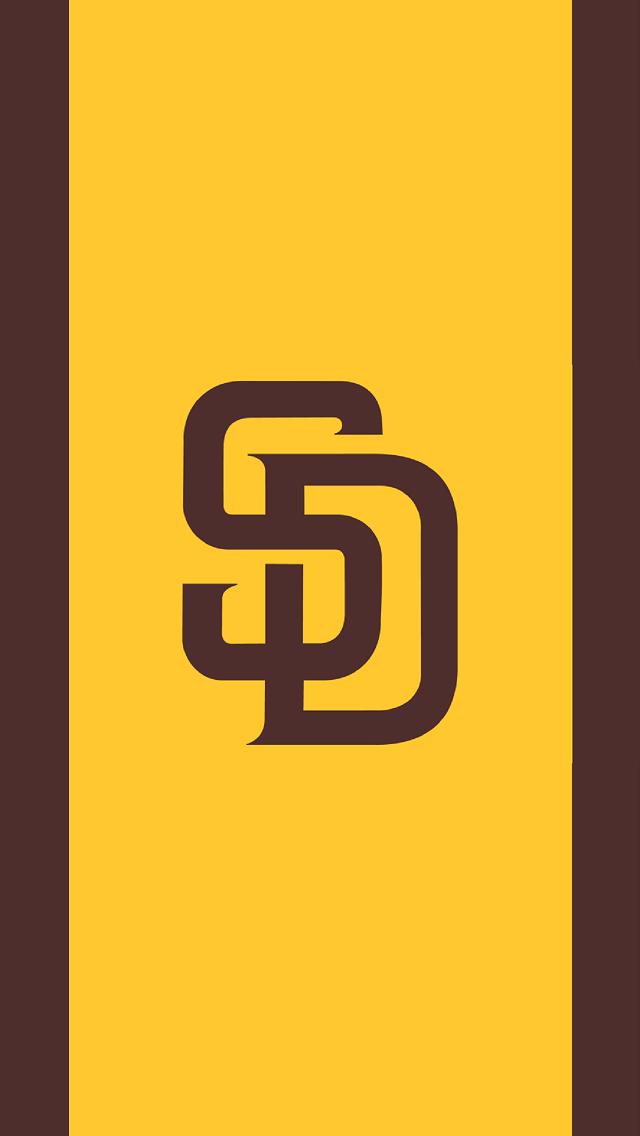 San Diego Padres 2016 San Diego Padres Mlb Team Logos Baseball Teams Logo