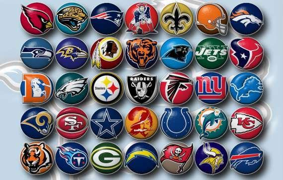 All Nfl Football Teams Logos Nfl Teams Logos Nfl Uniforms Nfl