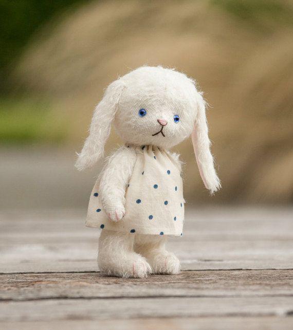 bunny von Liliia Kachmola auf Etsy   Ostern   Pinterest   Filztiere ...