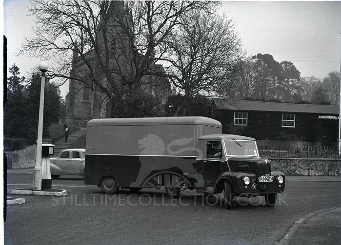 Tpt-transport-truck-lorry-wagon-van-minivan-trojan-mini