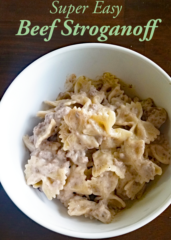 The Naked Chef Super Easy And Delicious Beef Stroganoff Fast Dinner