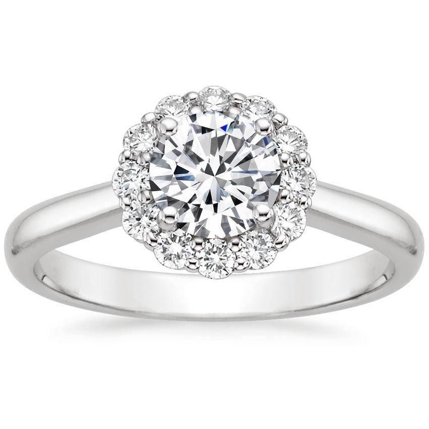 This Is The Perfect Ring Finally Found The One 18k White Gold