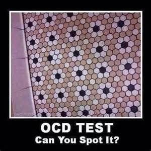 can you spot the anomaly ocd obsessive compulsive disorder isn t just ...