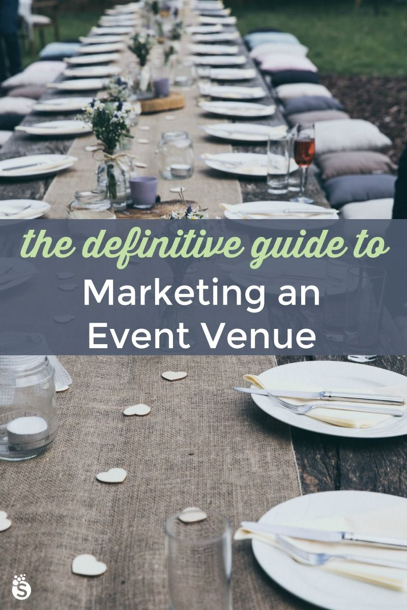 How to Market an Event Venue 10 Steps to Success as a