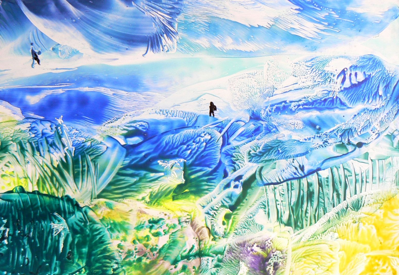 Gerard van Velzen - Daydreamer #8   Kunstwerk