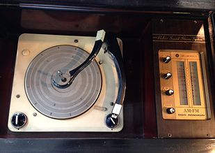 Audio Archaeology Chicago features vintage record players, HiFi stereos, record player cabinets,  and accessories for your vinyl lifestyle.