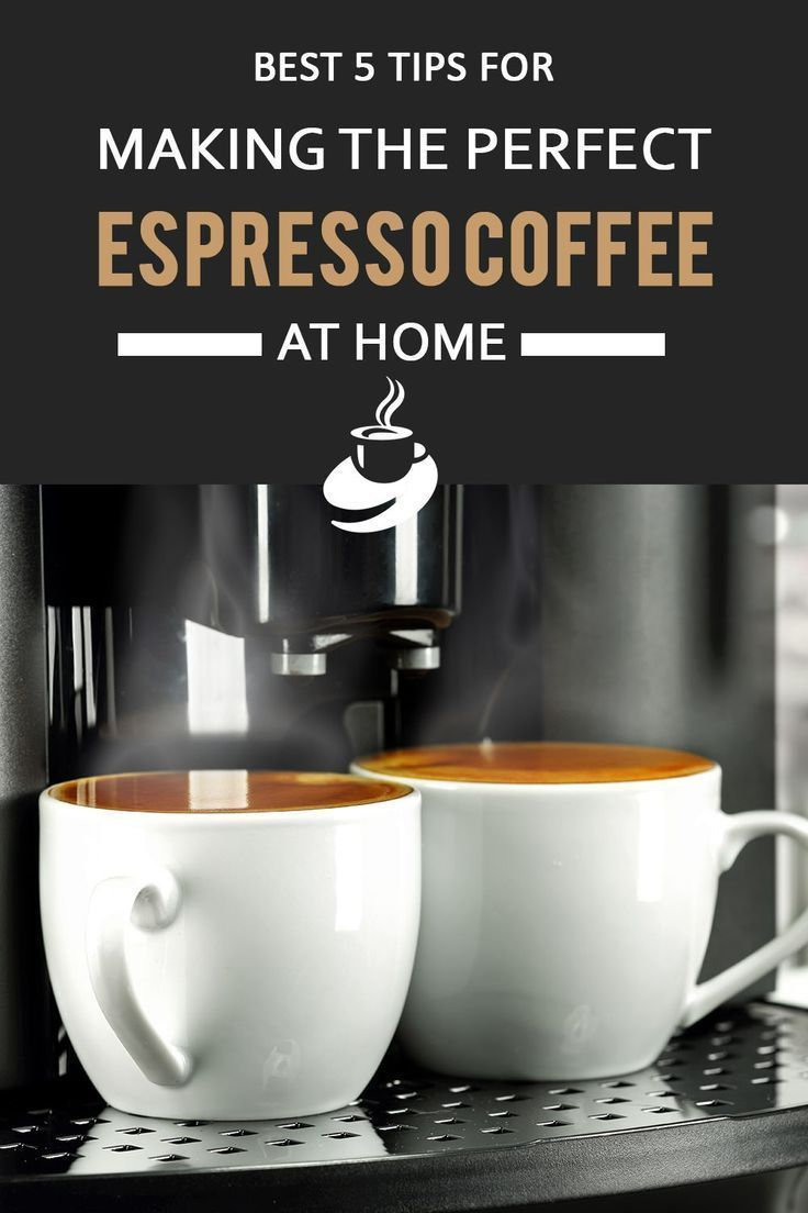 Best 5 Tips for Making the Perfect Espresso Coffee at Home #espressoathome espresso making tips, how to make espresso coffee at home, how to make espresso with a french press, how to make the perfect espresso, how to make espresso with french press, how to make espresso french press, best way to make espresso coffee at home, espresso tips, espresso coffee at home, can you make espresso in a french press, make espresso french press, how to make perfect espresso #espressoathome