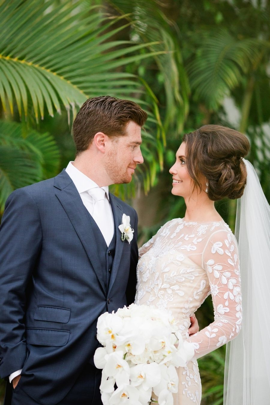 Paradise found romantic tropical wedding in mexico paradise found