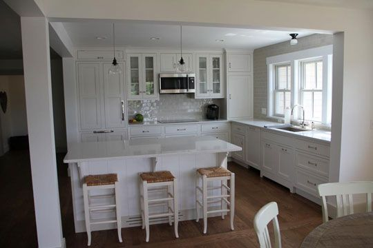 High Quality A Kitchen Remodel In Narragansett, Rhode Island, By Coventry Lumber, A  StarMark Cabinetry Dealer In Coventry, Rhode Island.