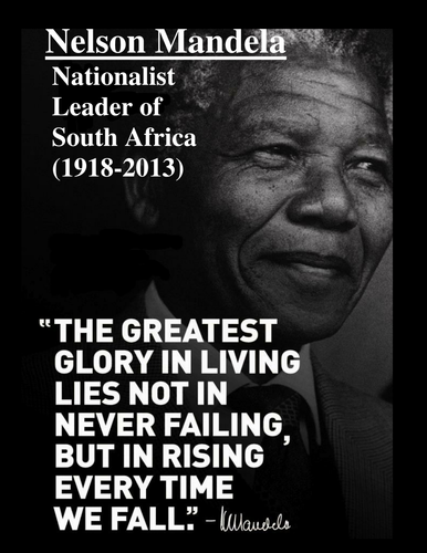 Image of: Racism Nelson Mandela Poster Pinterest Nelson Mandela Poster Quotew Pinterest Nelson Mandela Quotes