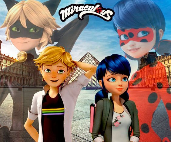 Reveal Group: When Is The Reveal? Miraculous Ladybug