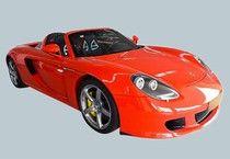 Su Catawiki rara supercar rossa e potentissima, ma è Porsche (ANSA)