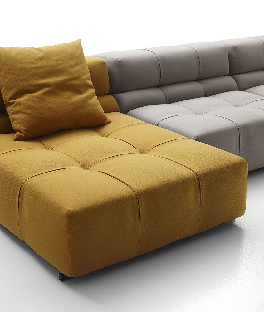 This Trendy Cubic Sofa Is A New Addition To Tufty Time Collection From B Italy