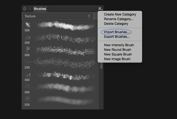 12 Blender brushes from DAUB – completely free! Dieses