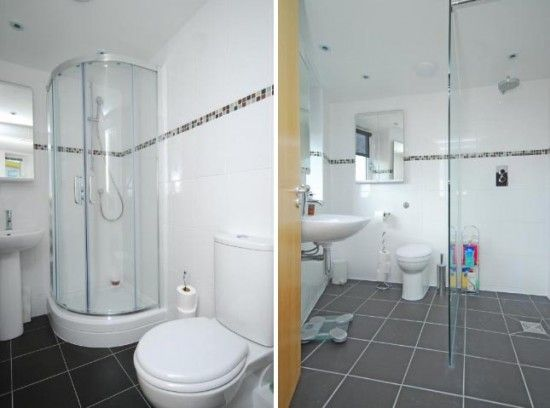 10 Best Images About Small Bathrooms On Pinterest | Attic
