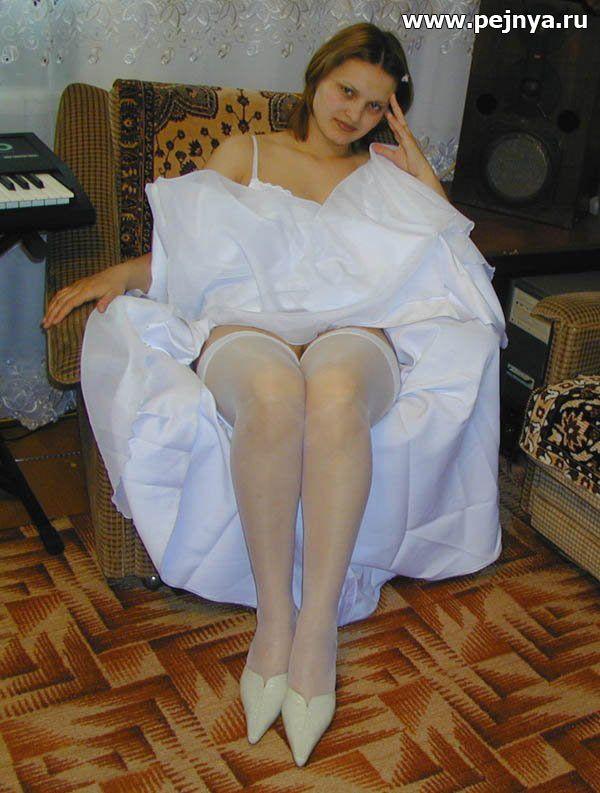 Пежня под юбкой
