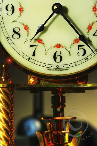 Clock - flickr