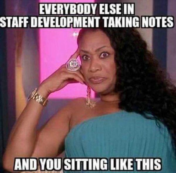 30 Back To School Memes For Teachers That Will Have You Saying Same Teacher Memes Teaching Humor Teacher Memes Funny