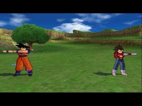 Goku End And Vegeta SSJ4 Fusion! Match! Budokai Tenkaichi 3