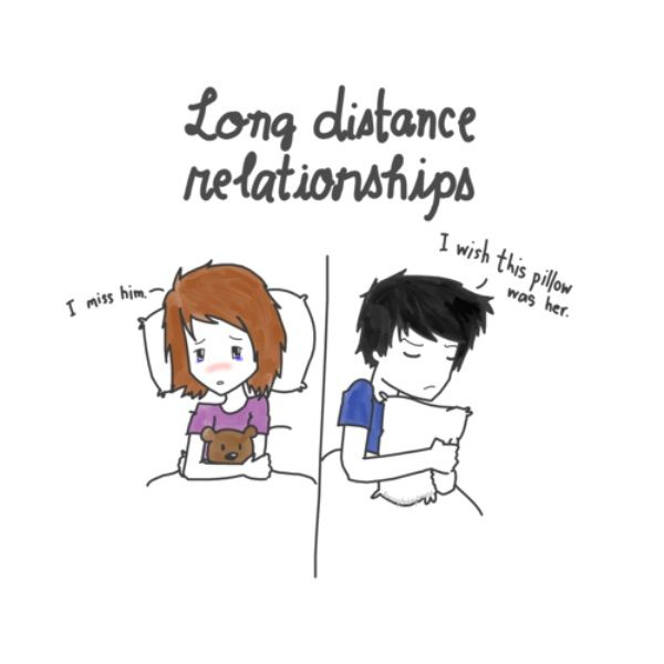 A song for long distance relationship