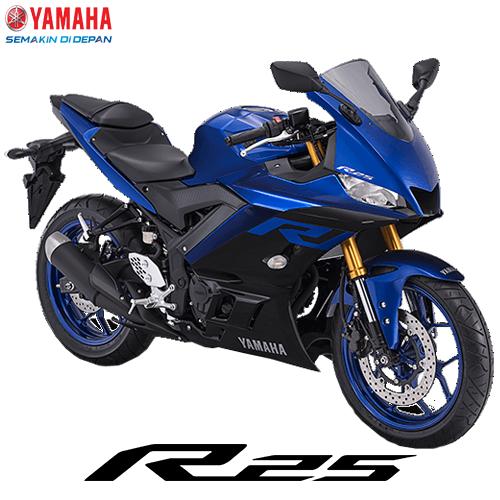 Paket Harga Promo Kredit Motor Yamaha R25 Terbaru, Diskon