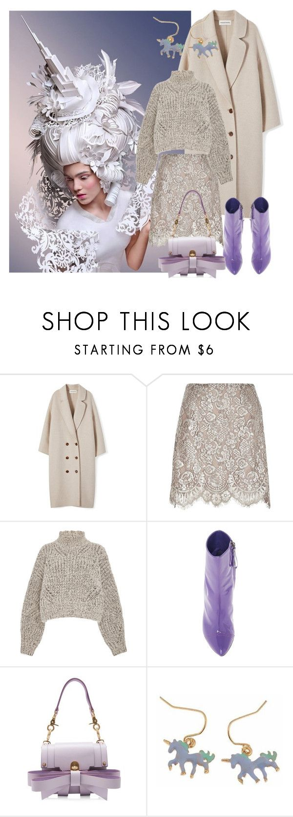 """""""Unicorn 🦄"""" by zakharova-83 ❤ liked on Polyvore featuring River Island, Isabel Marant, E L L E R Y and Niels Peeraer"""