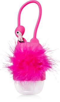 Flamingo Pocketbac Holder Bath Body Works Bath Body Works