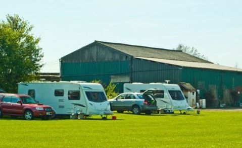 White House Farm Camping Caravanning Misterton Nr Doncaster South Yorkshire England