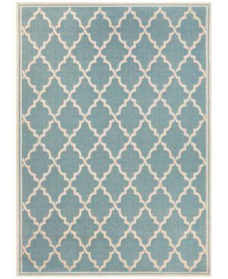 Couristan Monaco Indoor Outdoor Ocean 8 6 X 13 Area Rug Reviews Rugs Macy S Indoor Outdoor Area Rugs Modern Rugs Modern Area Rugs