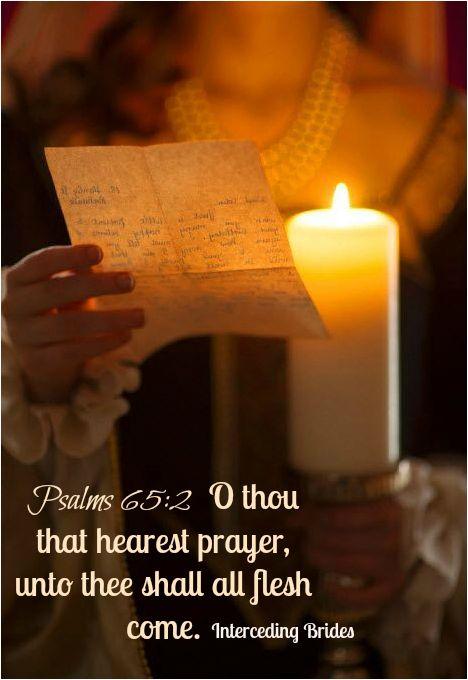 prayer | Yahushua | Psalm 65, Psalms, Jesus quotes