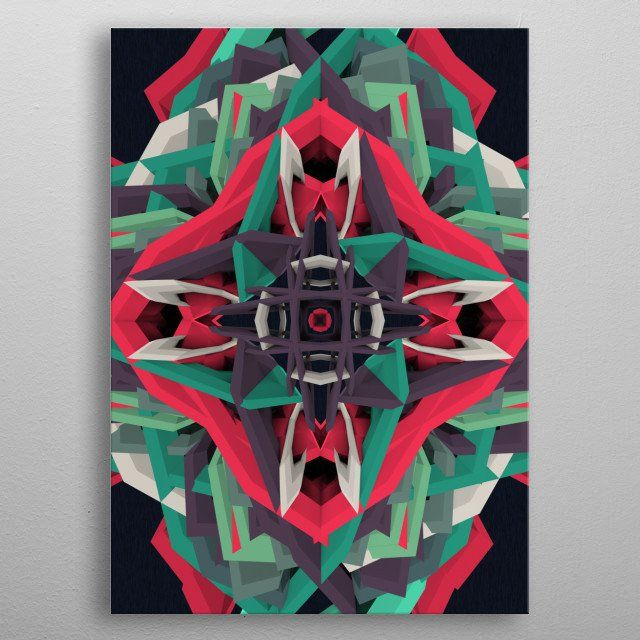 Calaabachti Truth Flower by Obvious Warrior | metal posters - Displate - - #pixbreak… | Displate thumbnail