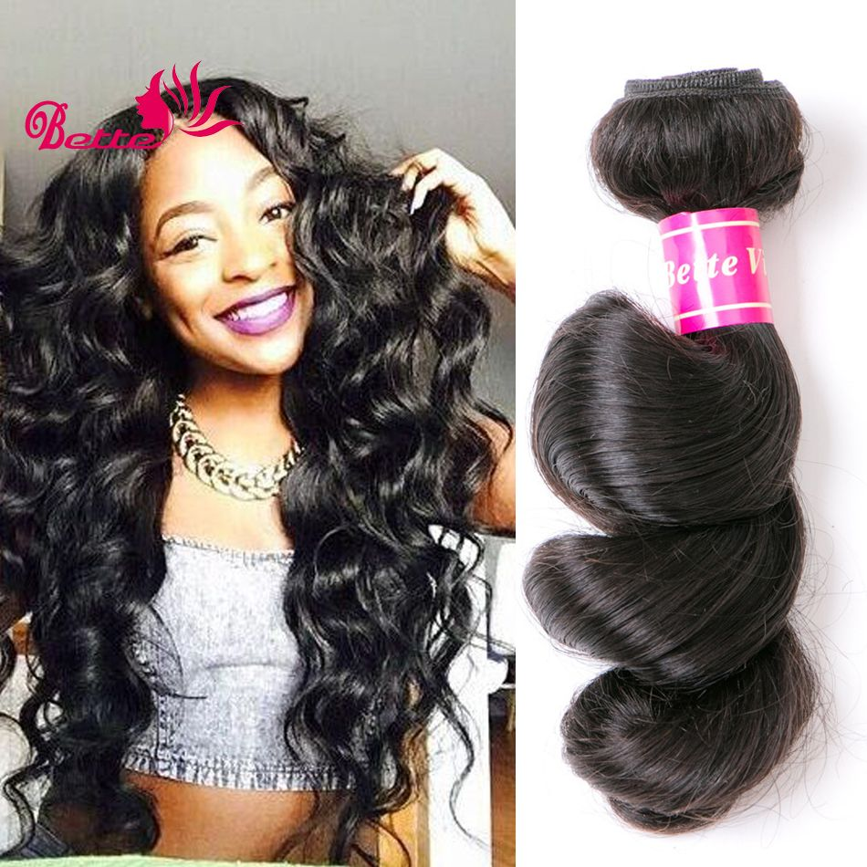 100 Human Hair Weaving Peruvian Virgin Hair 8 10 12 14 16 18 20 22 24 26 28 30 Inches Body Wave Wavy Silky Straig Loose Hairstyles Hair Bundles Human Hair