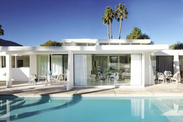 California Home + Design Palm Springs house | Palm springs ...