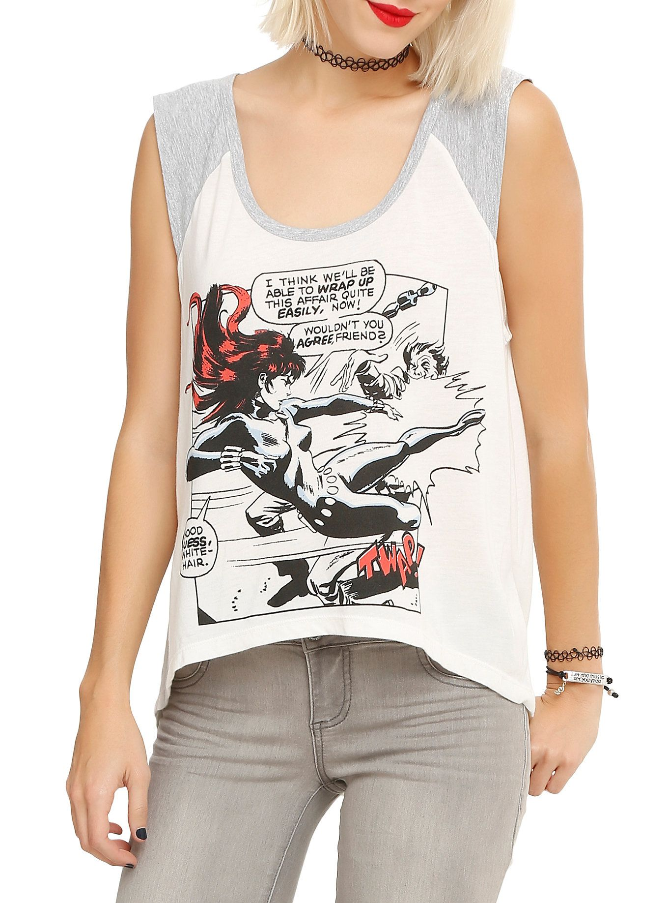 Black widow t shirt hot topic - Http Www Hottopic Com Product Marvel Black