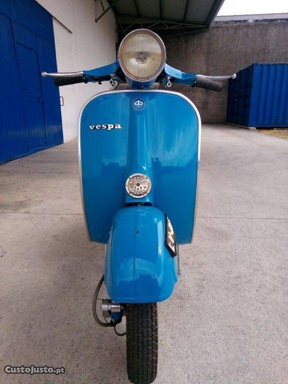 vespa 125 custojusto