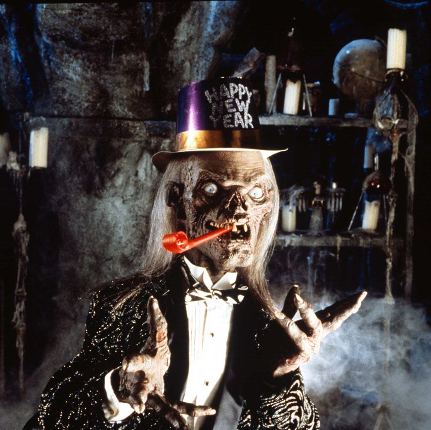 Boys and Ghouls Tales from the crypt, Horror show