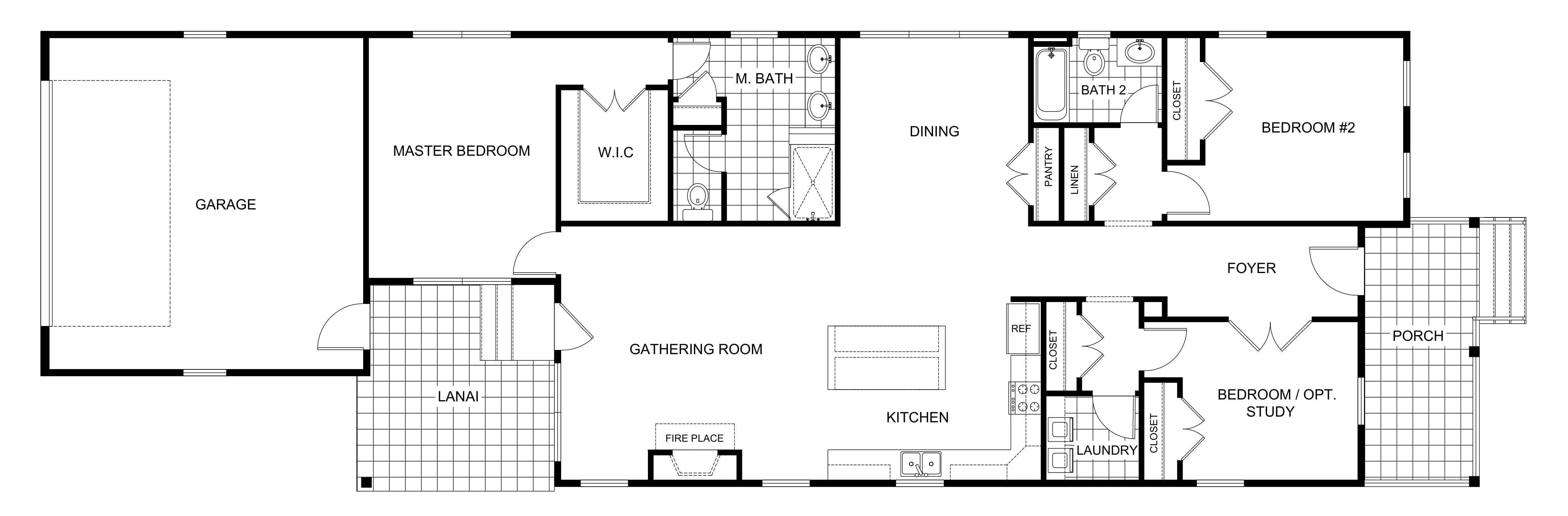 Convert Floor Plan To 2d Make More Presentable Listings Floor Plans Architectural Floor Plans Home Design Plan