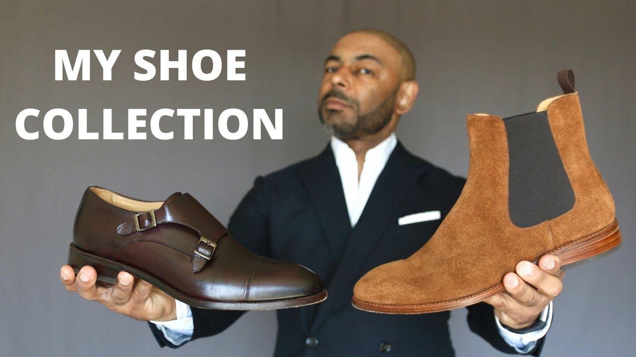 My Beckett Simonon Shoe Collection In 2020