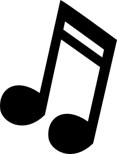 Musical note 3 clip art site to print out free music for House music symbol