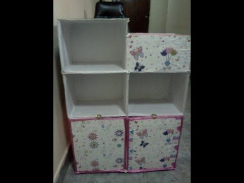 F cil estanter a infantil para libros y tiles de for Escritorio infantil