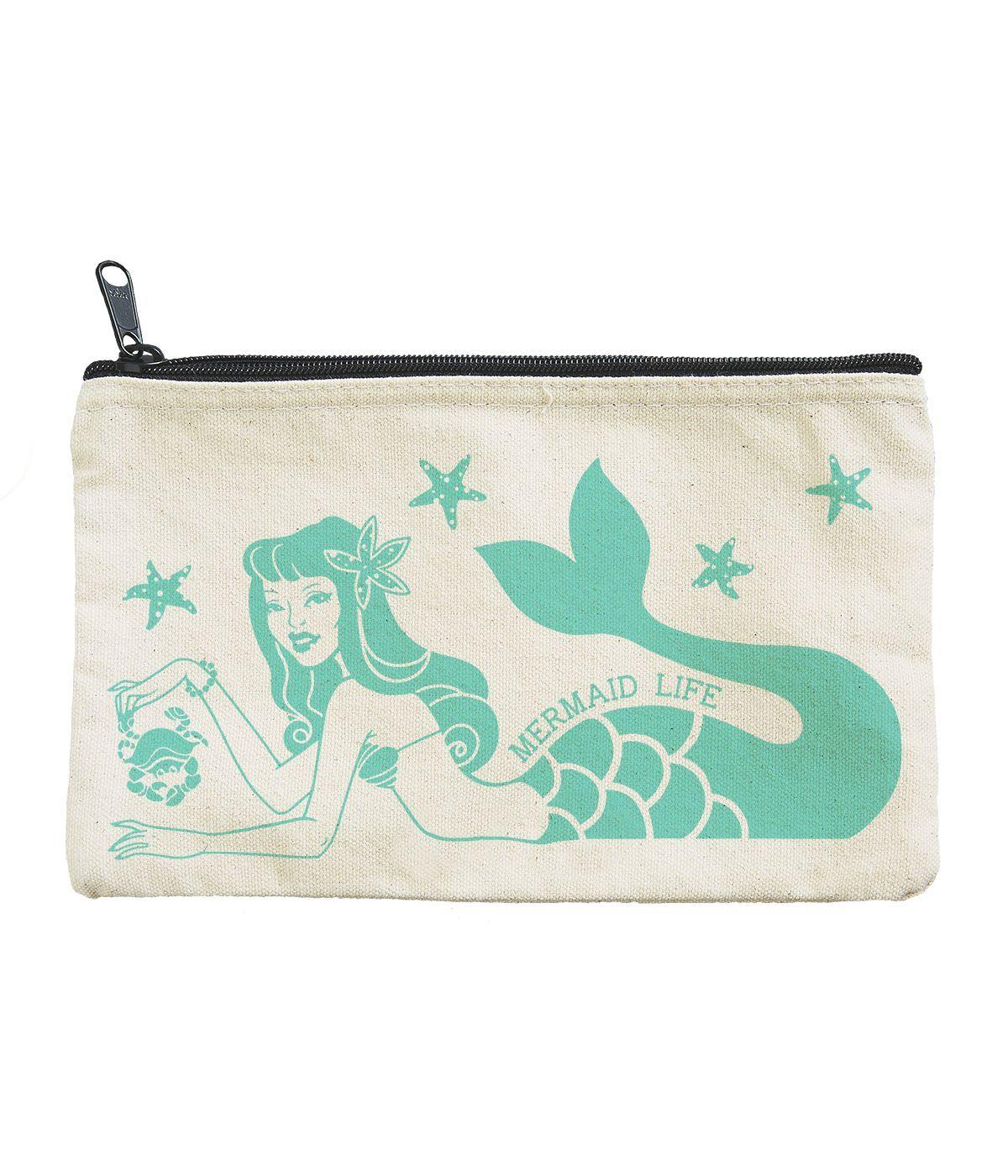 Mermaid Life Pouch