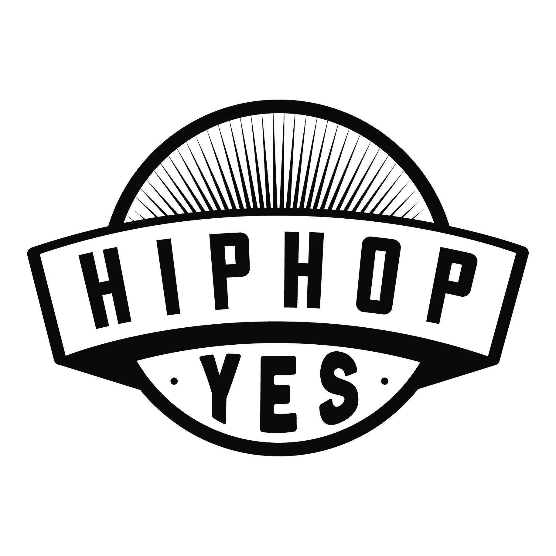Logo Hip Hop Yes Graphic Design Inspiration Social Media Design Logo