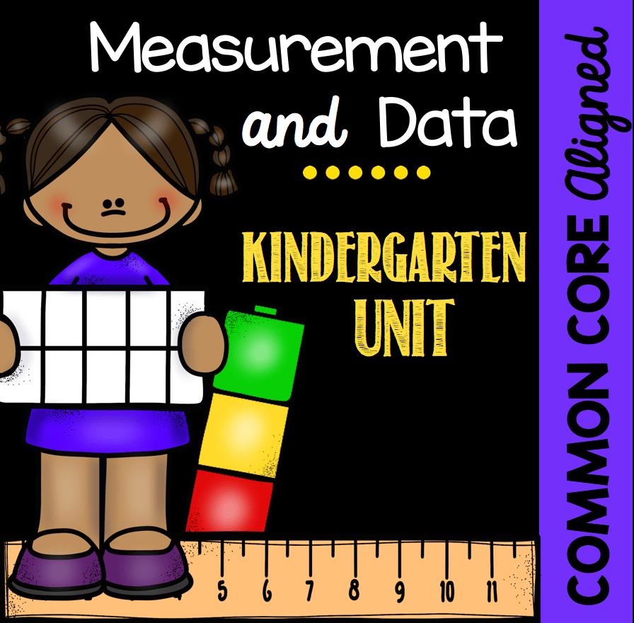 Measurement And Data Kindergarten Math Unit Freebies Keeping My Kiddo Busy Kindergarten Math Units Kindergarten Units Everyday Math [ 880 x 896 Pixel ]