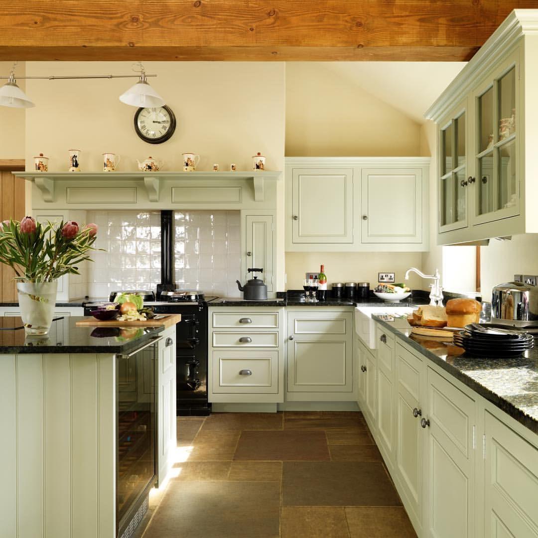 Best An Original Kitchen Design Hand Painted In Farrow Ball 400 x 300
