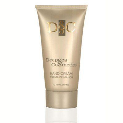 DSC Deep Sea Cosmetics Dead Sea Hand Cream Lotion Crema De Manos ADSBeauty by Deep Sea Cosmetics. $11.02. Thanks to the special ingredients in the Hand Cream the skin's mineral balance is immediately restored, leaving your hands soft and velvety to the touch.   A rich Hand Cream absorbed fast and thus moisturizes and hydrates your skin. Thanks to its special ingredients the skin's mineral balance is immediately restored, leaving your hands soft and velvety to the ...