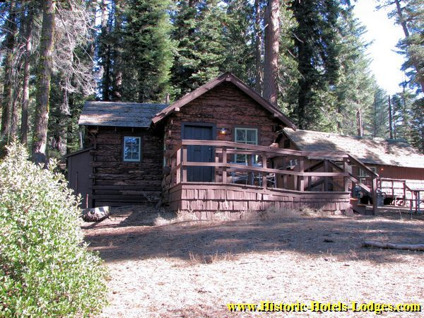 area giant park sequoia three cabins ranch national vacation s map springs rentals