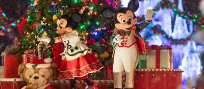 2015 Holiday Party dates announced. #MVMCP #MNSSHP #Halloween #Christmas #MagicKingdom #MK #WDW See www.intercot.com for dates and details.