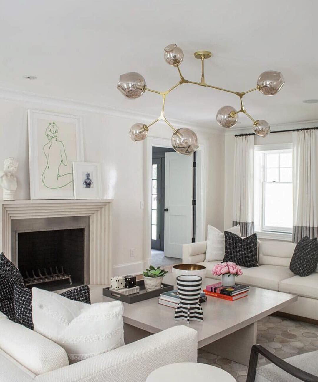 Michelle Gerson Interiors On Instagram Fb To One Of Our All Time Favorite Living Rooms Design By Michellegersoninteriors
