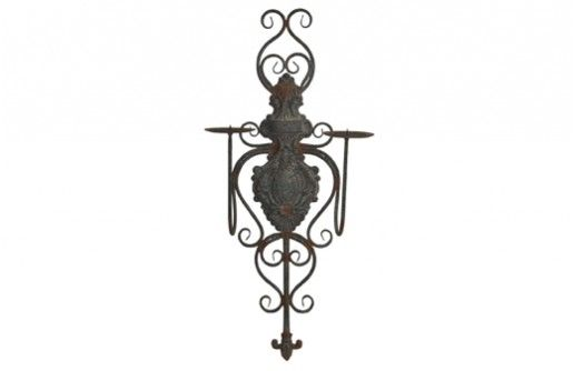 French 2 Dish Wall Sconces Candle Holder Decor Steals One Deal A Day Enjoy Today S Steal Candle Wall Sconces Candle Holder Decor Candle Holder Wall Sconce